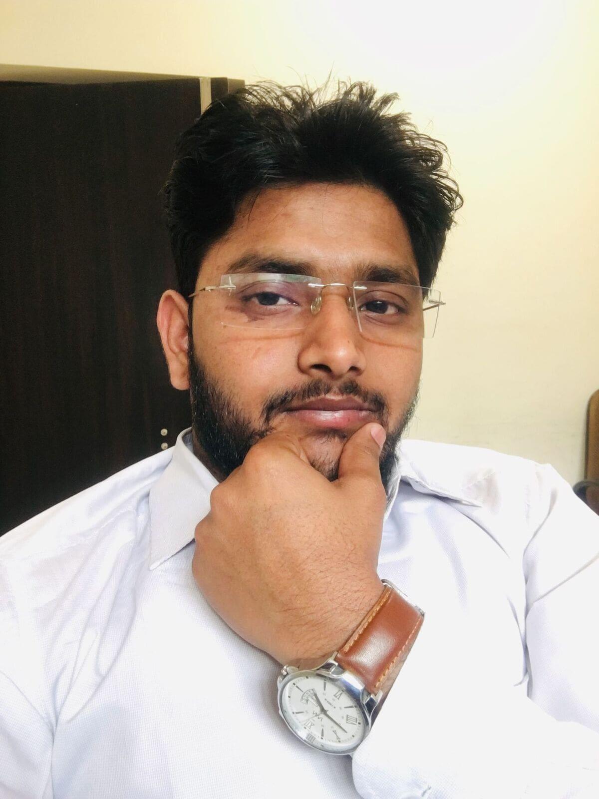 Trainer Manjeet Madhukar